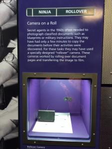 Hand Held Scanner Cam