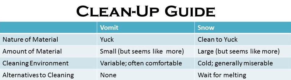 Clean-Up Guide